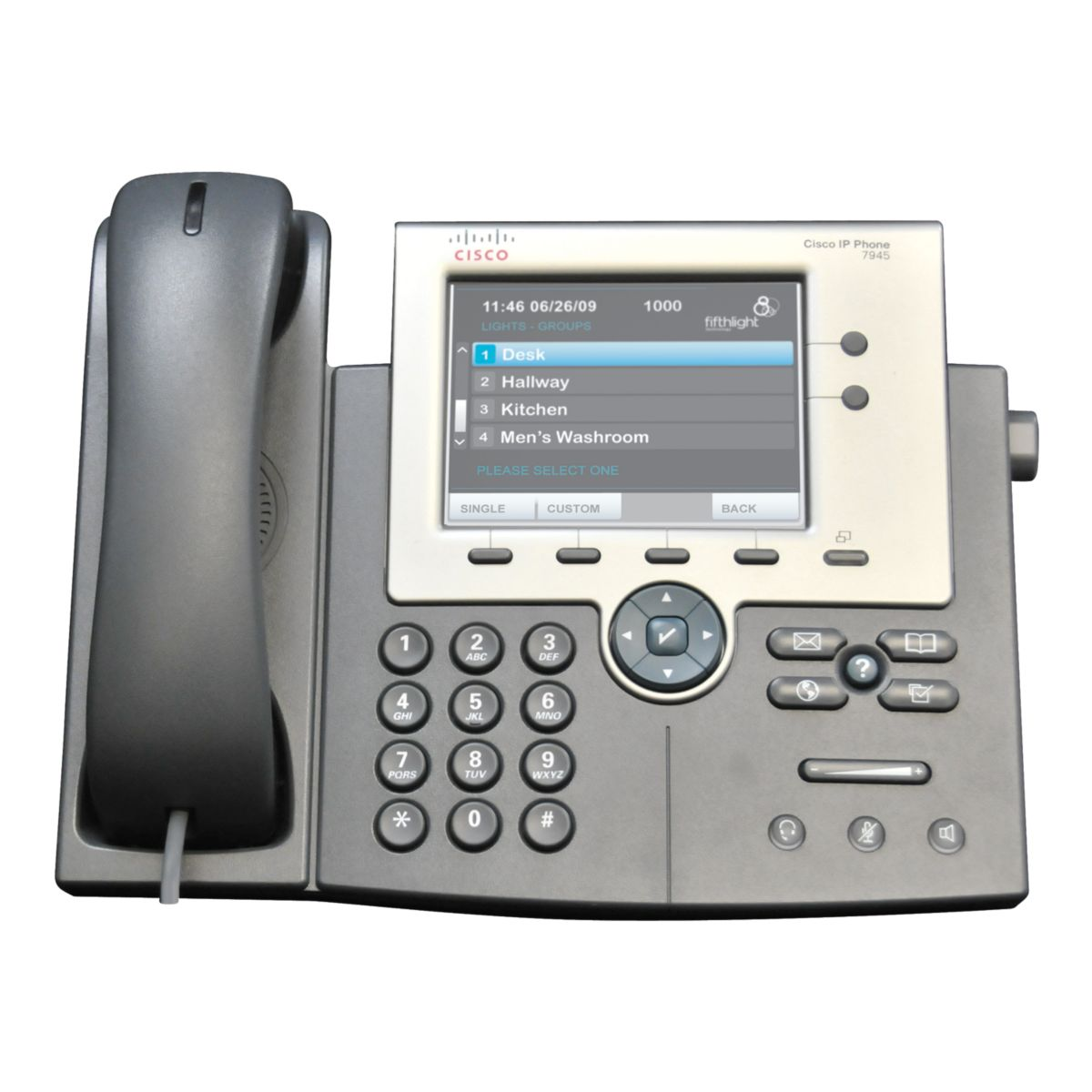 Interface – VOIP Telephone Integration