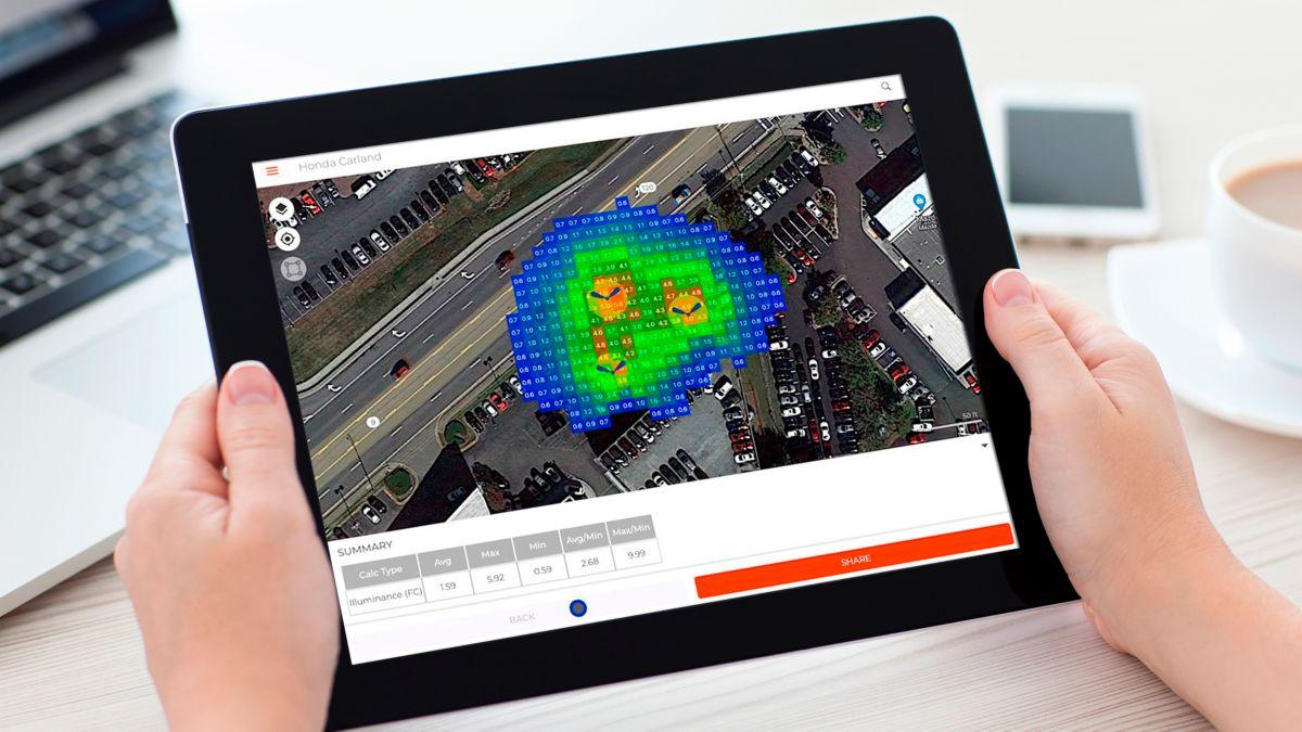 Light ARchitect Augmented Reality App