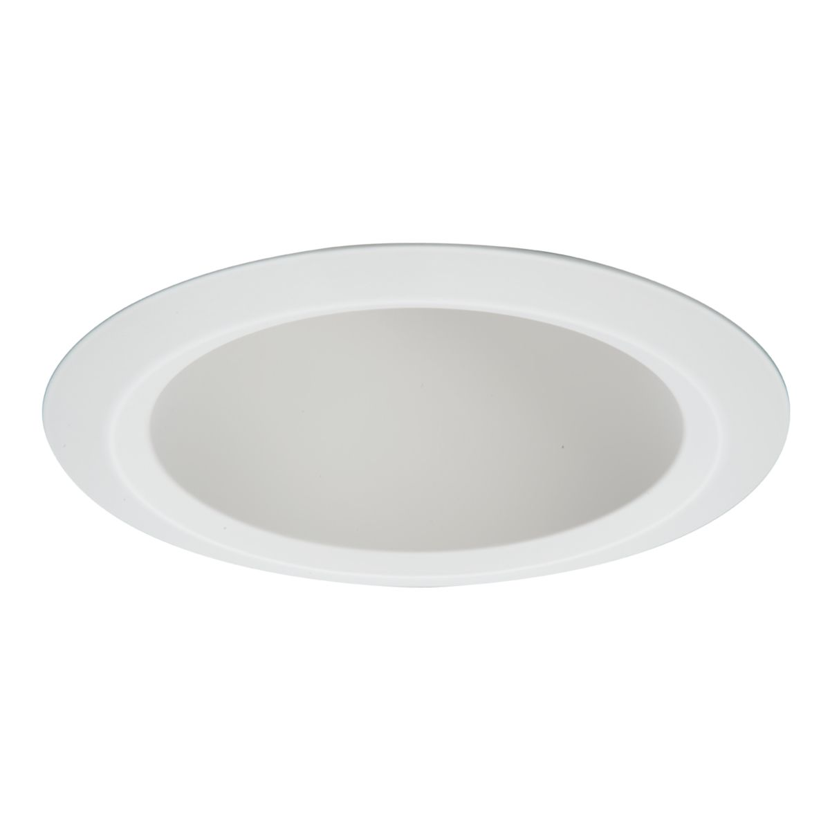 5121 Shallow Full Cone Reflector, Self-flange