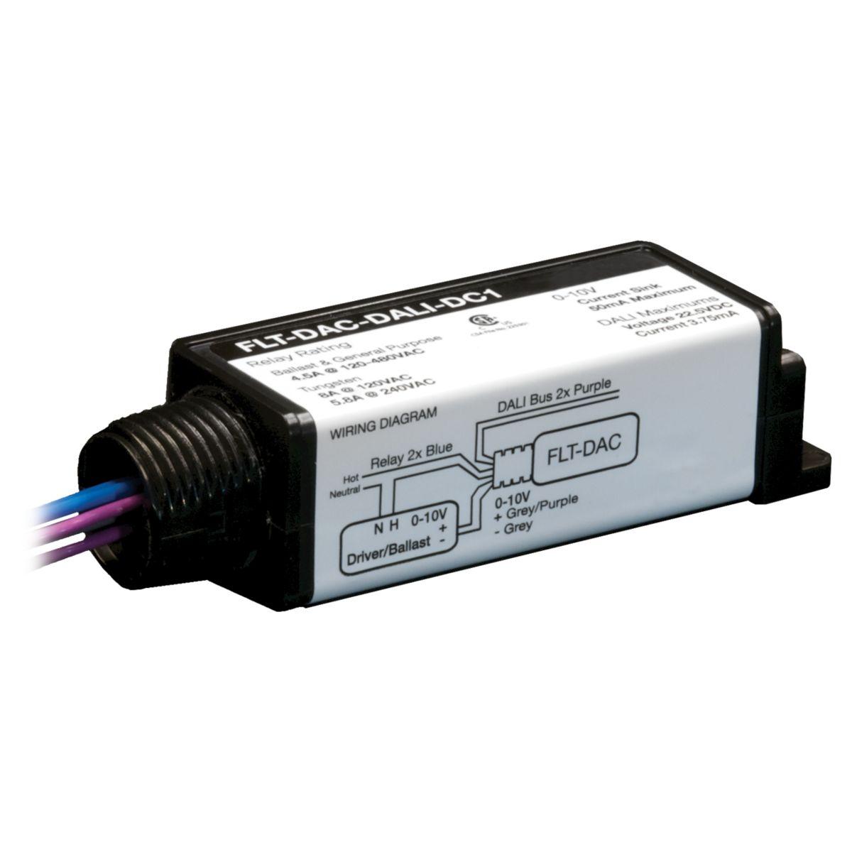 Fifth Light Digital to Analog Converter