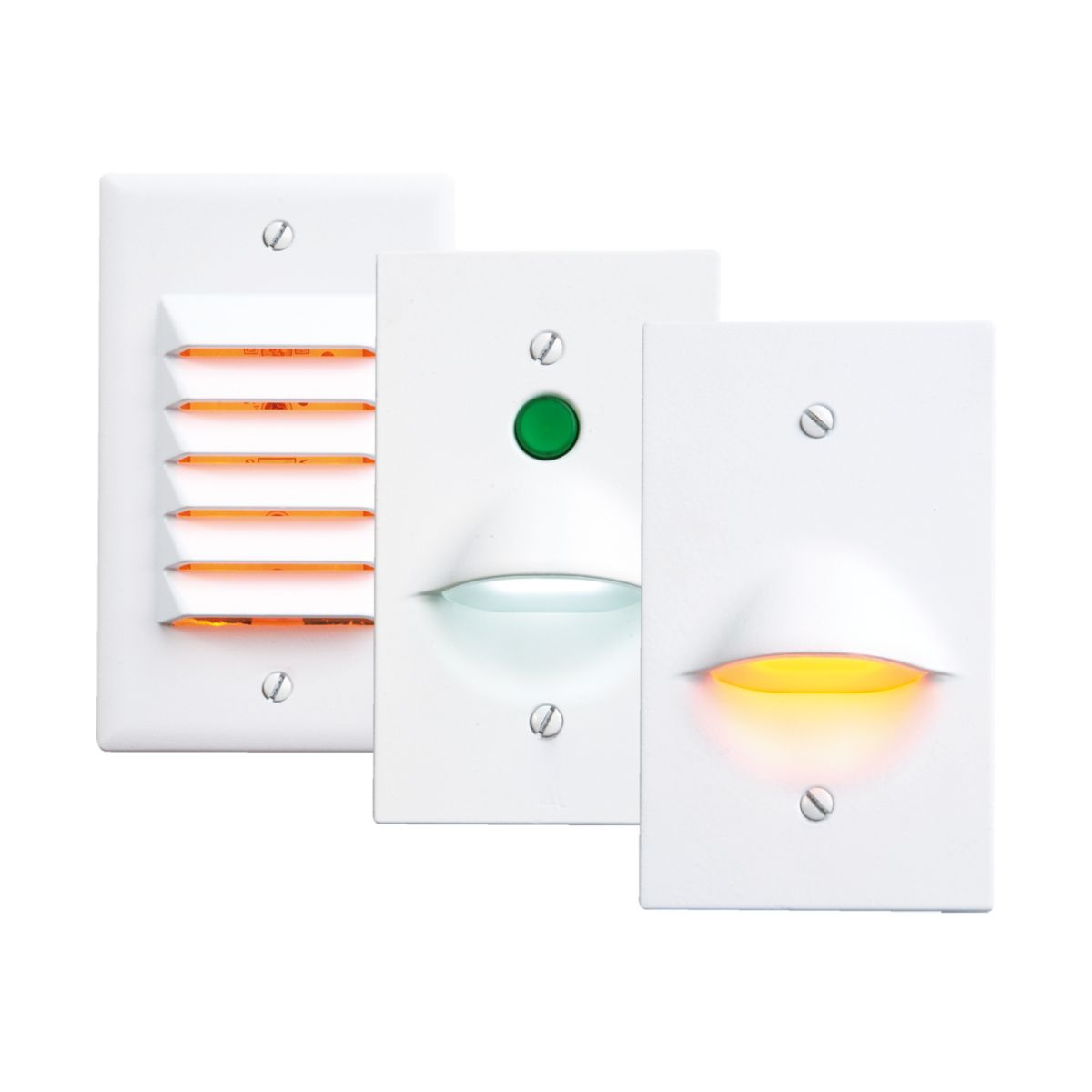 MCL, MSN, MHN, MLN Nightlights LED