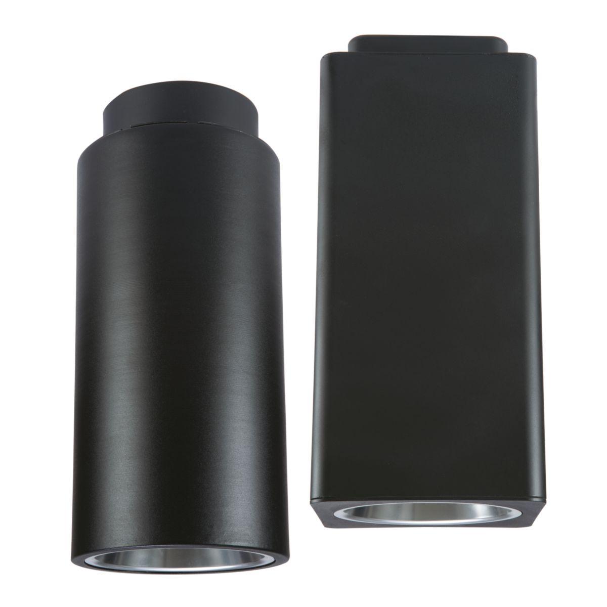 "4"" Standard Cylinder LER4B/LESQ4B Round and Square LED"