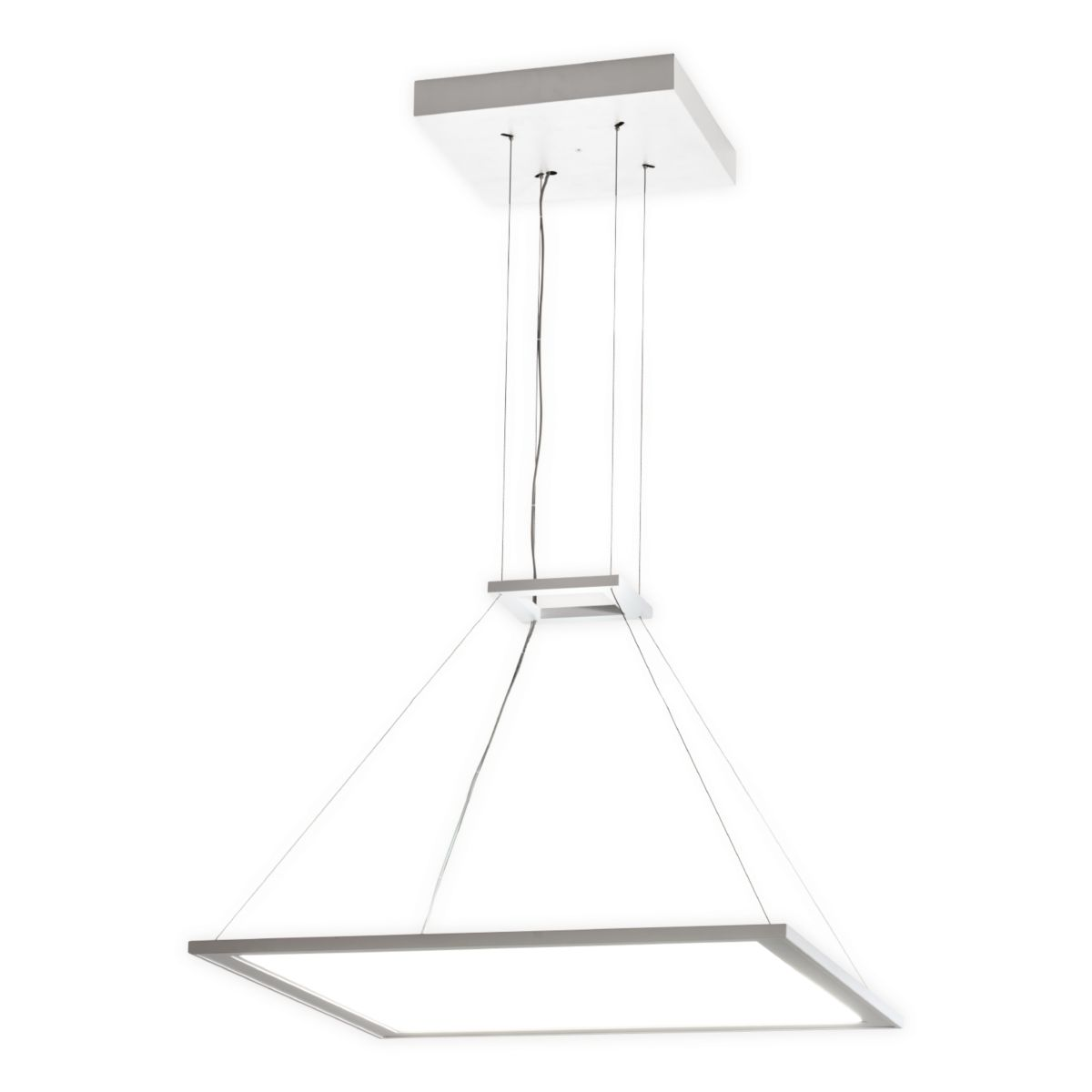Shaper Sense Square - Acoustic Lighting Luminaire