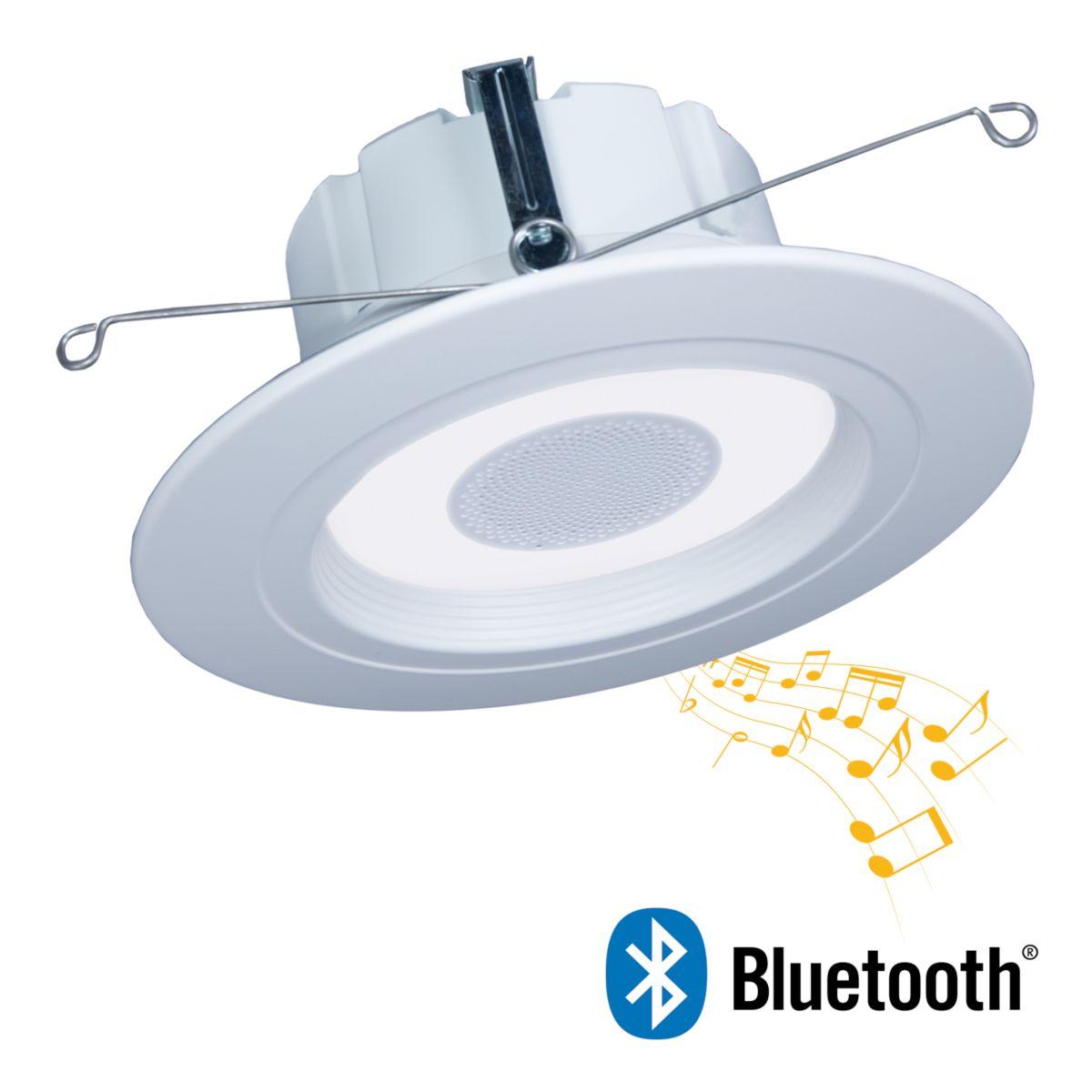 HALO Home Smart Bluetooth Speaker Downlight