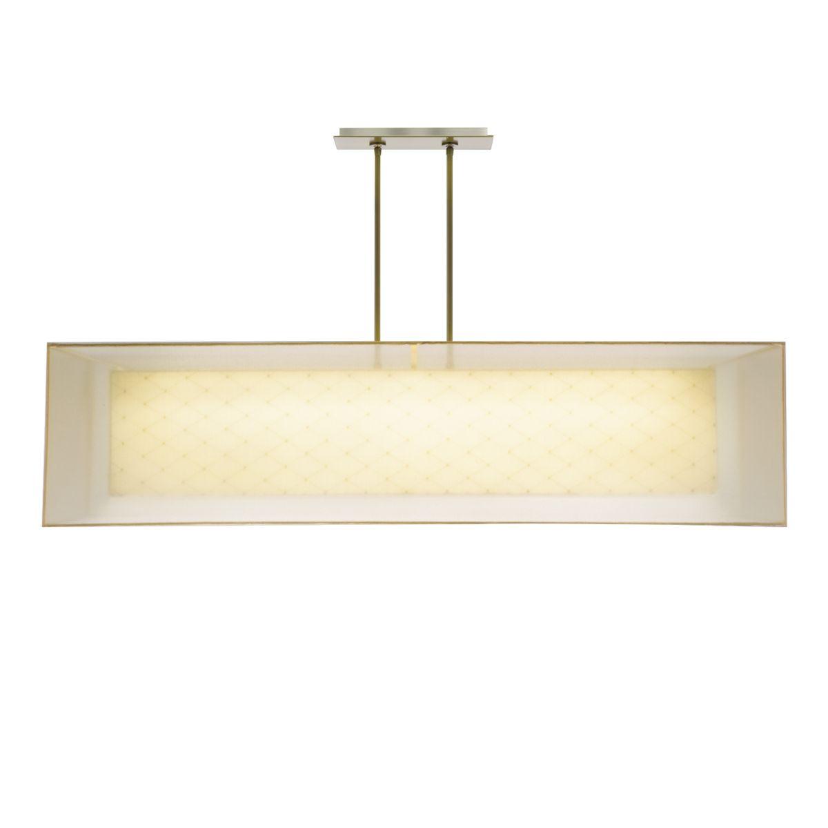 Fabrique 141-P LED Rectilinear Pendant
