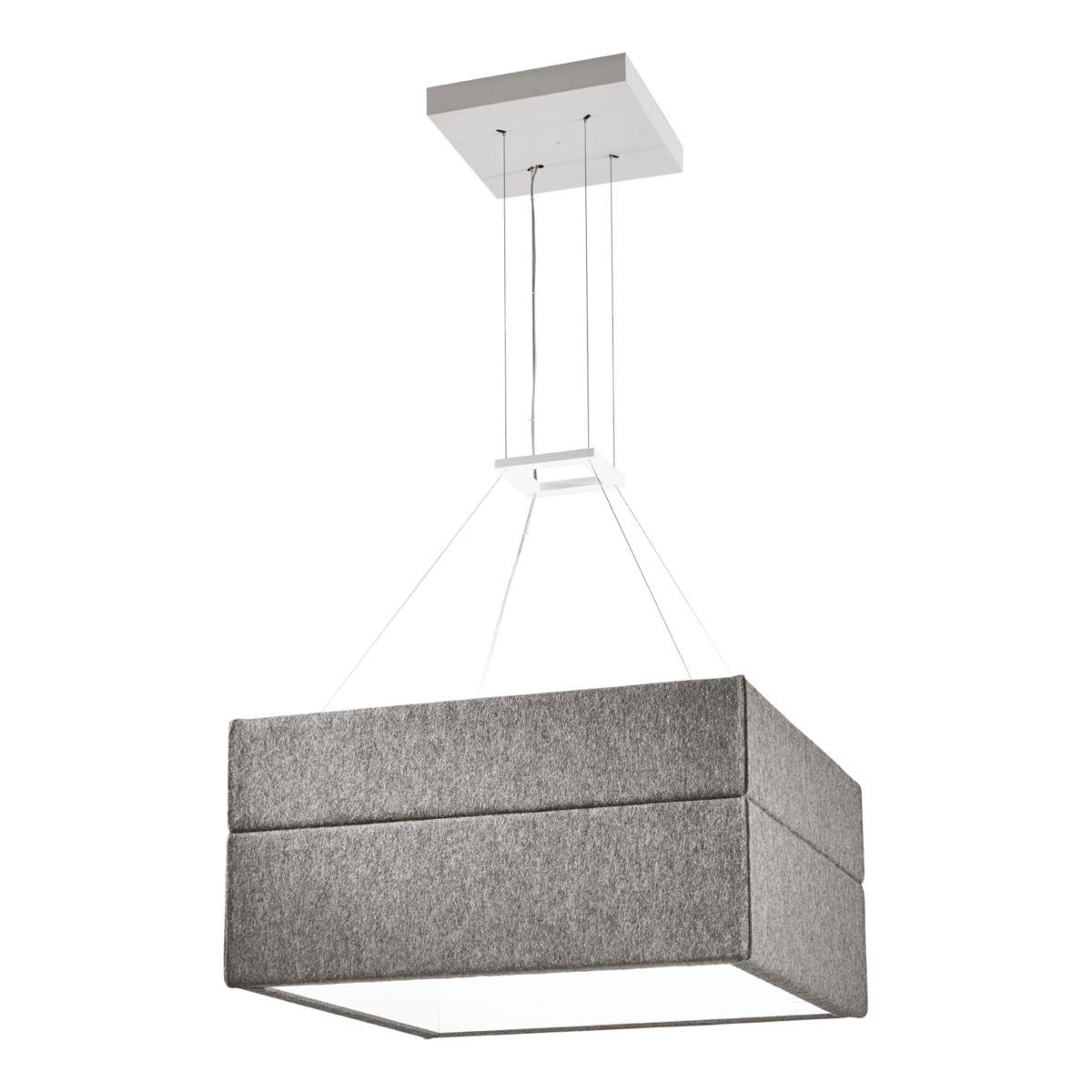 Shaper Sense Box - Acoustic Lighting Luminaire