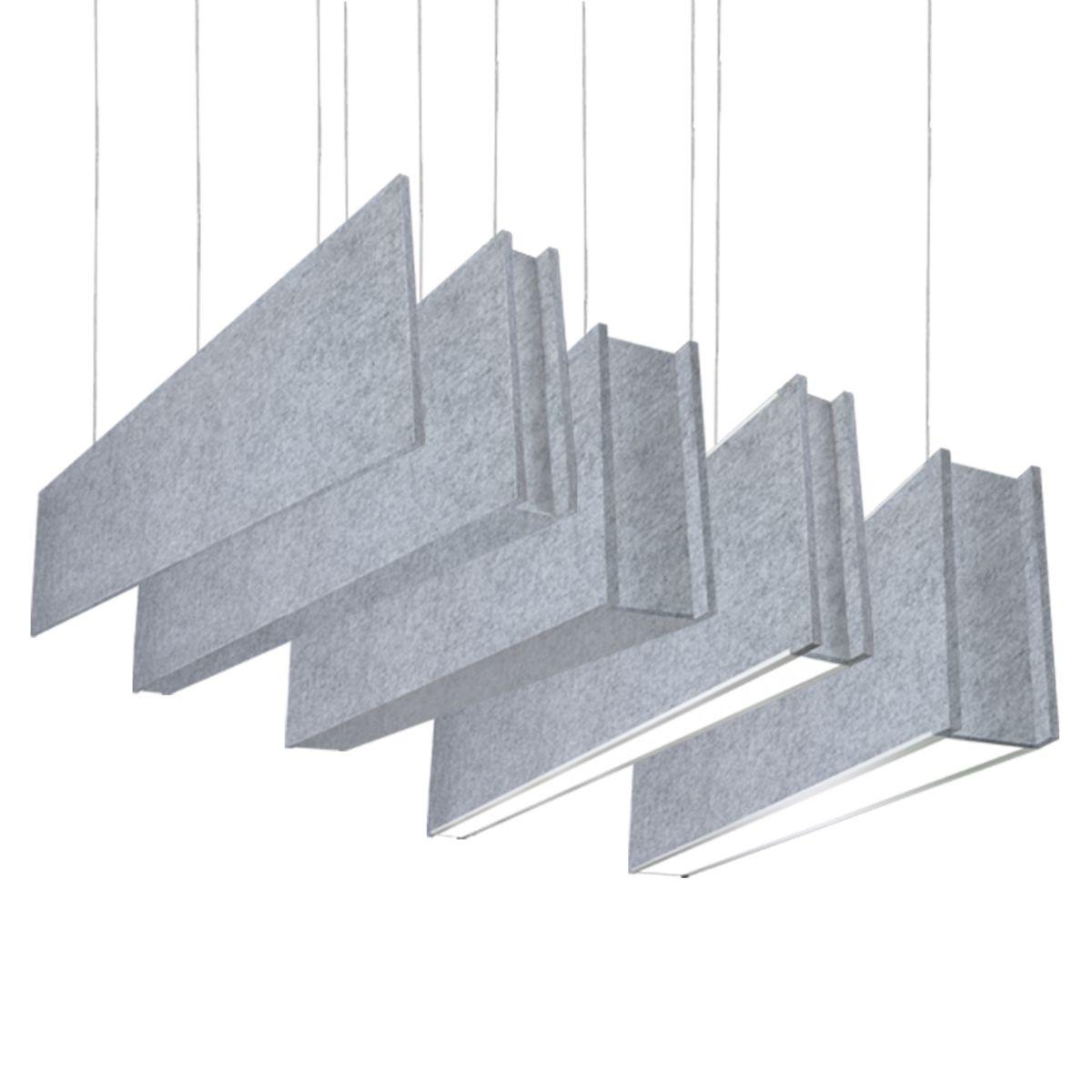 Define LED Acoustic Luminaire