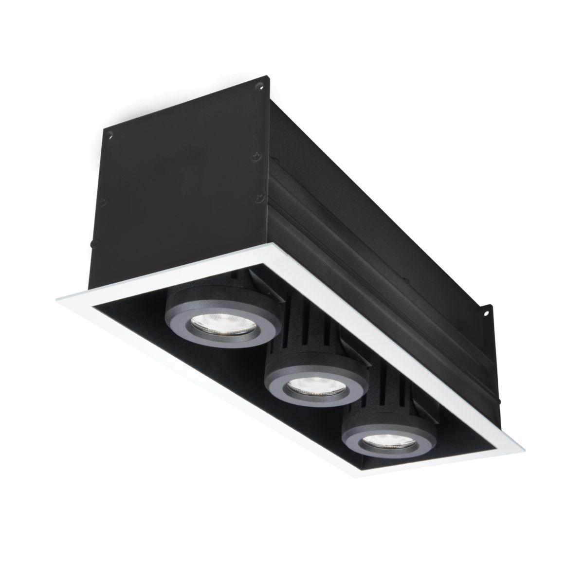 MRZ-3 Multi-Head Recessed Integral LED