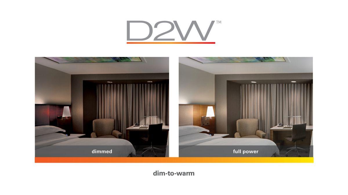 D2W™ Dim-to-warm solution