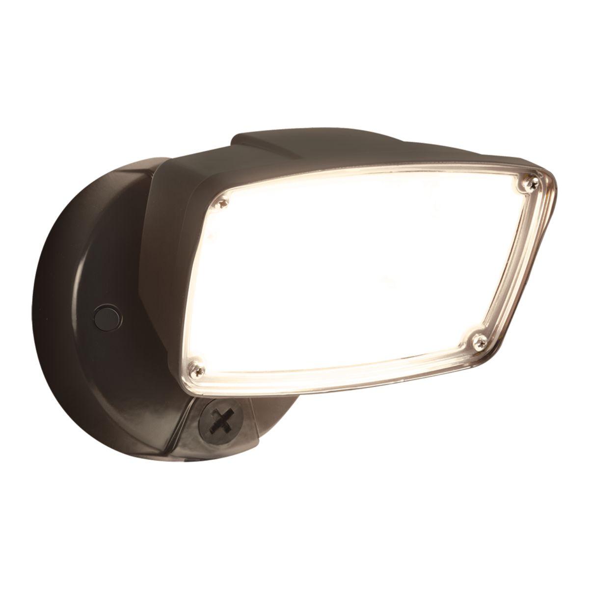 FSS/FSL Single Head LED Flood with Selectable CCT