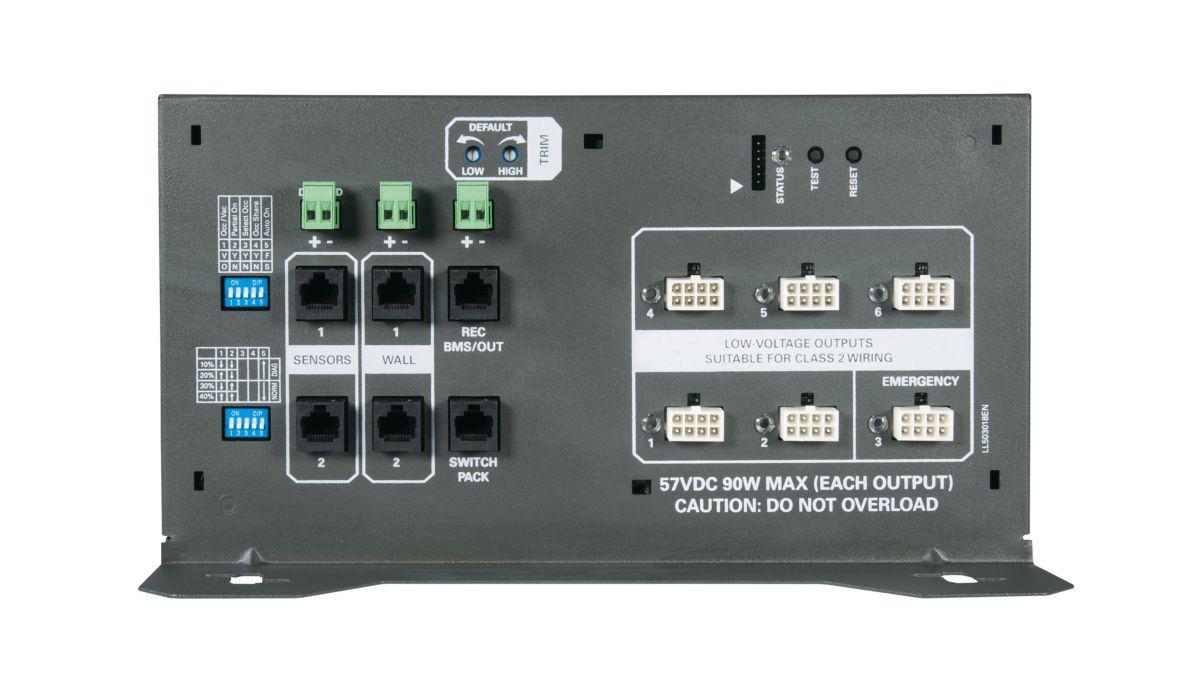 Integrated UL924 Compliance
