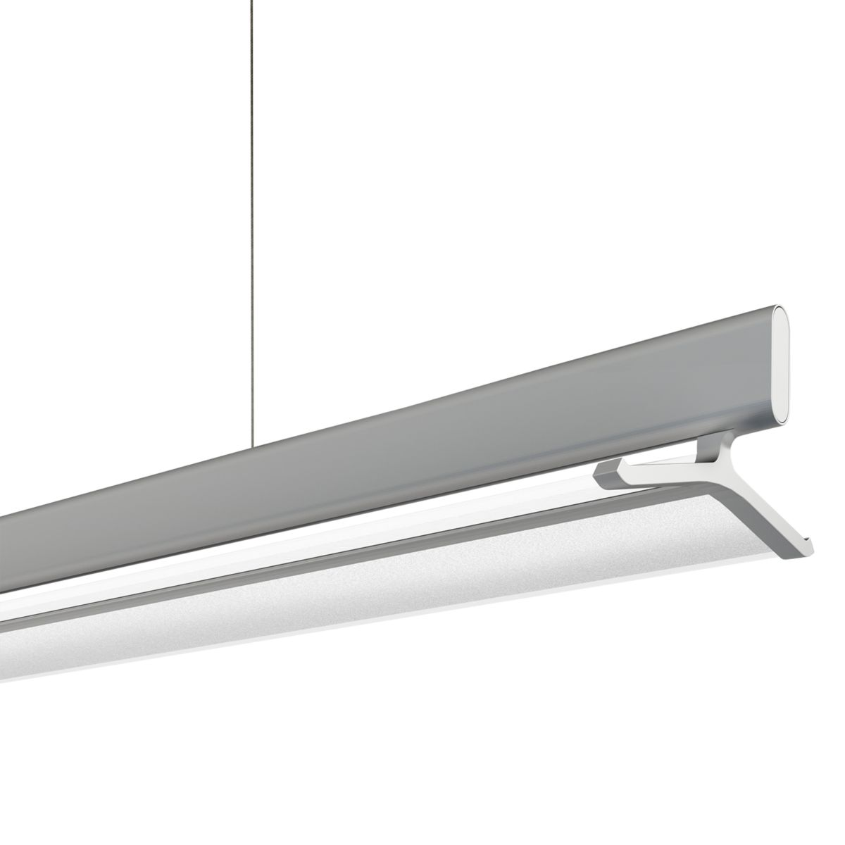 Converge Suspended Direct Indirect Luminaire